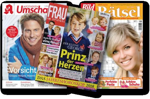 Gewinnspiele Zeitschriften