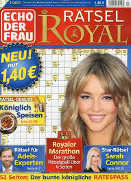 Echo Rätsel Royal